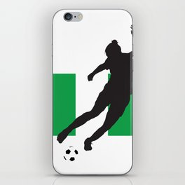 Nigeria - WWC iPhone Skin
