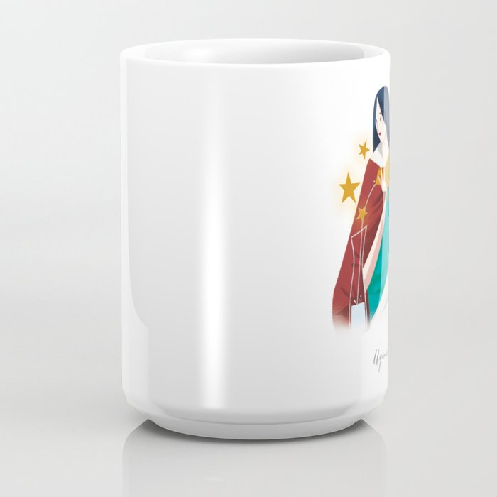 Human Horscope - Aquarius Coffee Mug