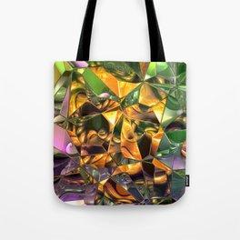 fractal design -74- Tote Bag