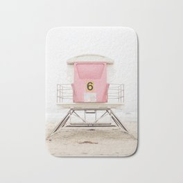 Pink Tower 6 Bath Mat