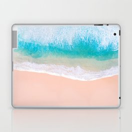 Ocean in Millennial Pink Laptop & iPad Skin