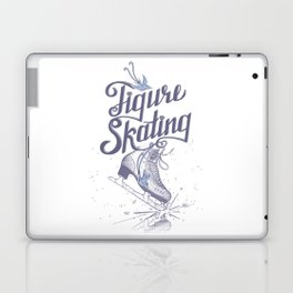 Figure skating Laptop & iPad Skin