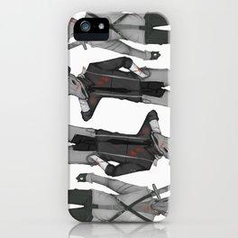 0102 iPhone Case