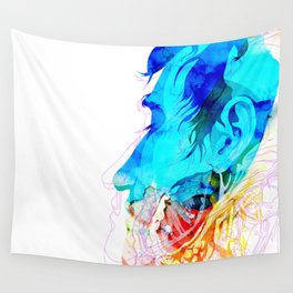 Anatomy Quain v2 Wall Tapestry