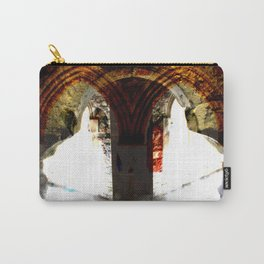 Iona Abbey Arches Carry-All Pouch
