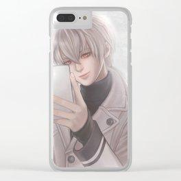 Mystic Messenger - Zen Clear iPhone Case