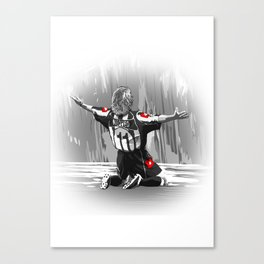 Pavel Nedved - Juventus Canvas Print