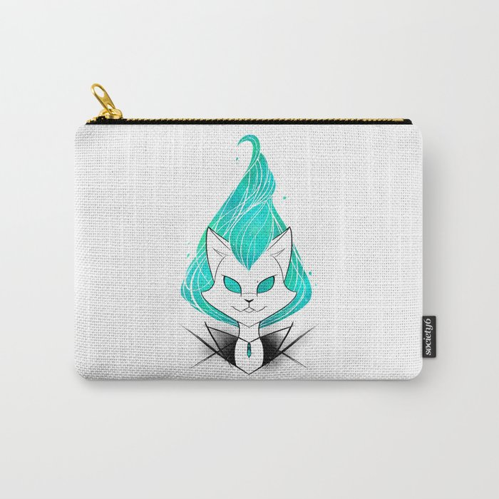 ScribbleNetty (Galaxy) Carry-All Pouch