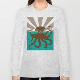 Octopug Long Sleeve T-shirt