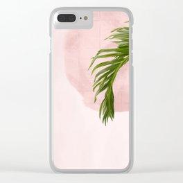 Palma Clear iPhone Case