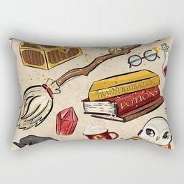 Gryffindor Things Rectangular Pillow