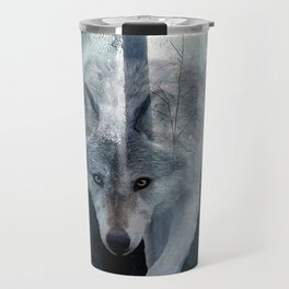 The Gathering - Wolf and Eagle Travel Mug