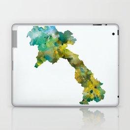 Laos Laptop & iPad Skin