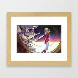 S/MK 7.61 Framed Art Print