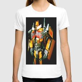 The Golden Optimus T-shirt