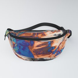 The oil is glitching Fanny Pack