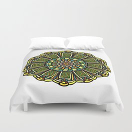 Check me out Duvet Cover