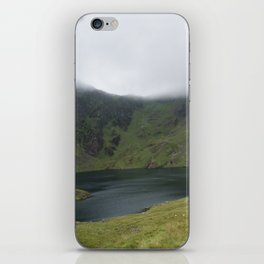 Wales Landscape 15 Cader Idris Lake iPhone Skin