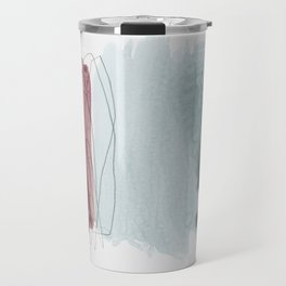 minimalism 4 Travel Mug