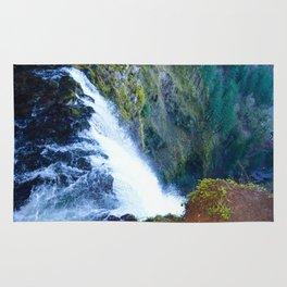 Multnomah Falls II Rug