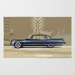 Cadillac Fleetwood Sixty-Special 1961 Rug