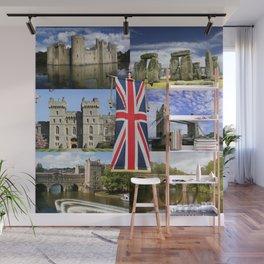 Great British History Wall Mural