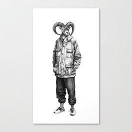 Cabro Canvas Print
