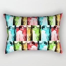 Progressive Regression Rectangular Pillow