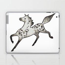Grey Horse Laptop & iPad Skin