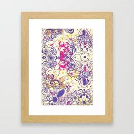 Rendezvous Framed Art Print