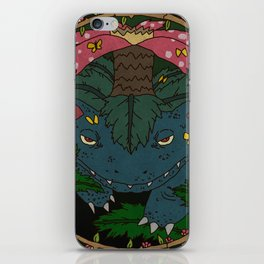 Venusaur iPhone Skin