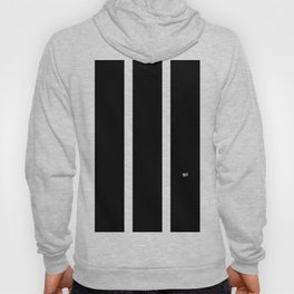 BLACK AND WHITE STRIPES #black #white #stripes #minimal #art #design #kirovair #buyart #decor #home Hoody