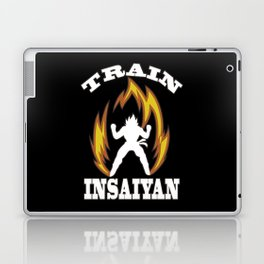 Train insaiyan Laptop & iPad Skin