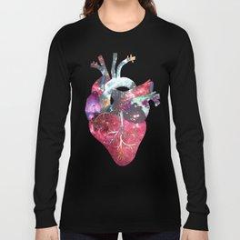 Superstar Heart (on white) Long Sleeve T-shirt