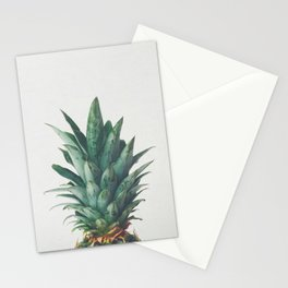 Pineapple Top Stationery Cards