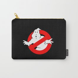 Ghostbusters Black Carry-All Pouch