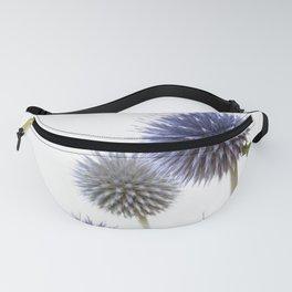 Echinops - Globe Thistles #1 #decor #art #society6 Fanny Pack