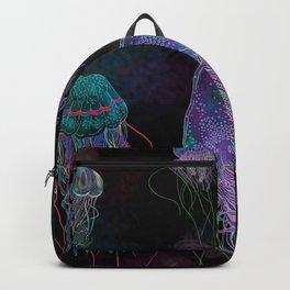 Jellyfish sea Backpack
