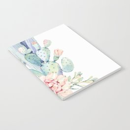 Mixed Cacti 2 #society6 #buyart Notebook