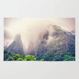 Dramatic Iao Valley Rug