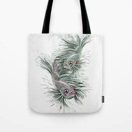 The Water Trimmer Tote Bag