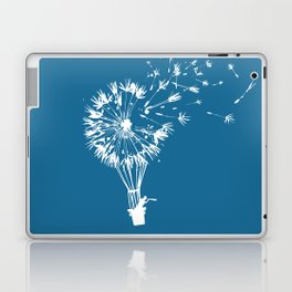 Going where the wind blows Laptop & iPad Skin