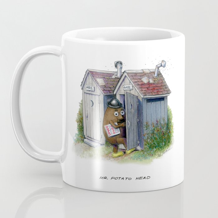 Mr. Potato Head Coffee Mug