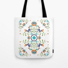 Hungarian folk art Tote Bag