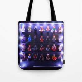 Everything Is Awesome Frame Tote Bag