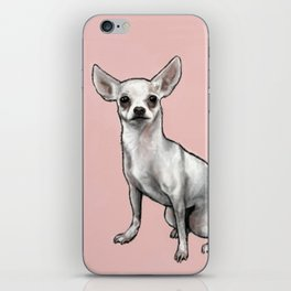 Chihuahua iPhone Skin