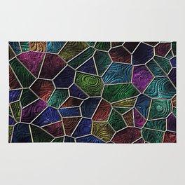 Mosaic LORA,multicolor Rug