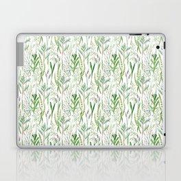 herbal pattern Laptop & iPad Skin