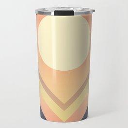 The Sun Rises Travel Mug