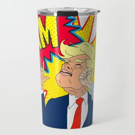 Stop Tweeting Trump Travel Mug